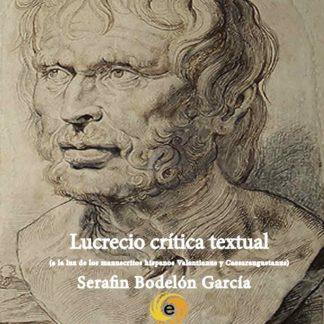 Lucrecio: crítica textual