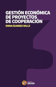 Gestión económica de proyectos de cooperación / Álvarez Valle. (Cubierta)