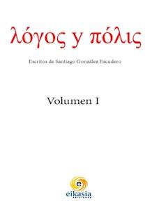 Logos y polis: vol. I | (Cubierta)