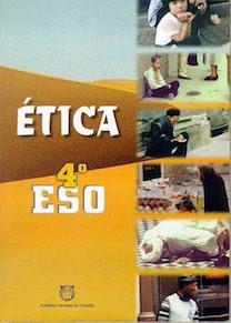Ética, 4.º ESO / SAF (img. de la cubierta)