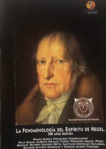 Cubierta: La Fenomenología del Espíritu de Hegel: 200 años después / SAF