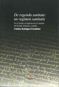 Cubierta de la monografía De regenda sanitate